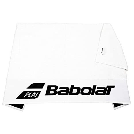 Toalla Babolat Black