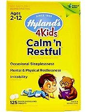 Calms Forte 4kids (125Tablets) - For Kids! - Brand: Hylands (Standard Homeopathic)