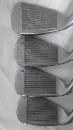 Ping Golf Hombre G400 Hierro Set, Punto Negro, RH 4-PW & UW ...