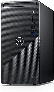 Dell Inspiron 3880 Desktop Intel i5-10400 Processor(6-Core 12M Cache 2.9GHz to 4.3GHz) 8GB Memory 512GB SSD