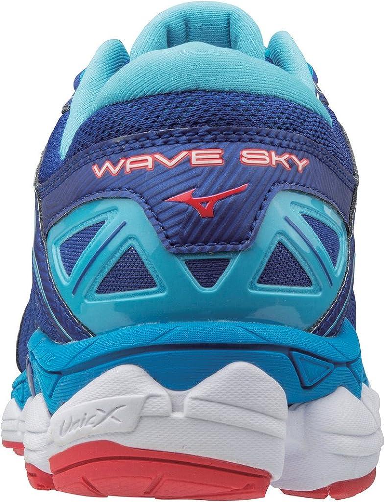 Mizuno Wave Sky, Zapatillas de Running para Hombre: Amazon.es: Deportes y aire libre