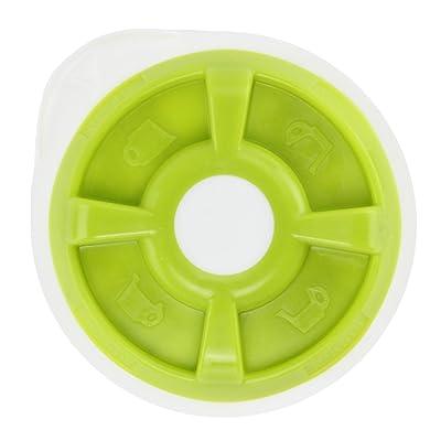 Disque Vert Eau Chaude SPARES2GO pour T32 SUNY Tassimo Bosch Machine à Café