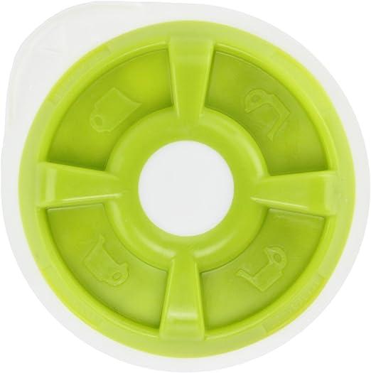 SPARES2GO Disco T de agua caliente para Bosch Tassimo T12 T20 T32 T40 T42 T65 T85 o Cafetera VIVY (Verde): Amazon.es: Hogar