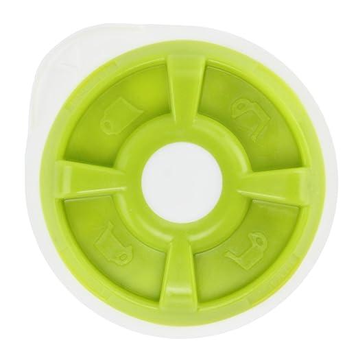 SPARES2GO Disco T de agua caliente para Bosch Tassimo T12 T20 T32 ...