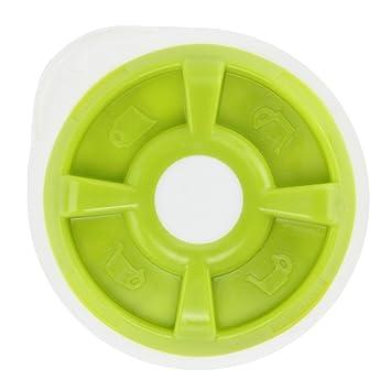 SPARES2GO Verde Agua Caliente Disco para Bosch Tassimo SUNY T32 ...