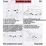 Per 12V 5KW Car Warmer Air Diesel Car Heater with