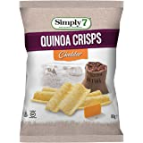 Simply7 Quinoa Cheddar Chips 80g