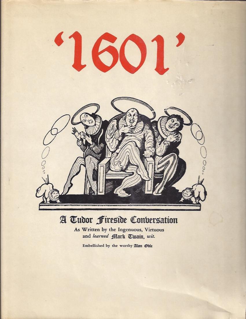 1601, Twain, Mark.