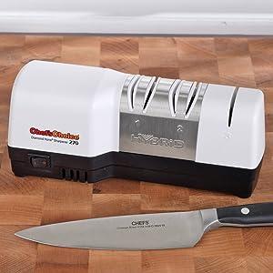 Chef's Choice 270 Diamond Hone Hybrid Knife Sharpener