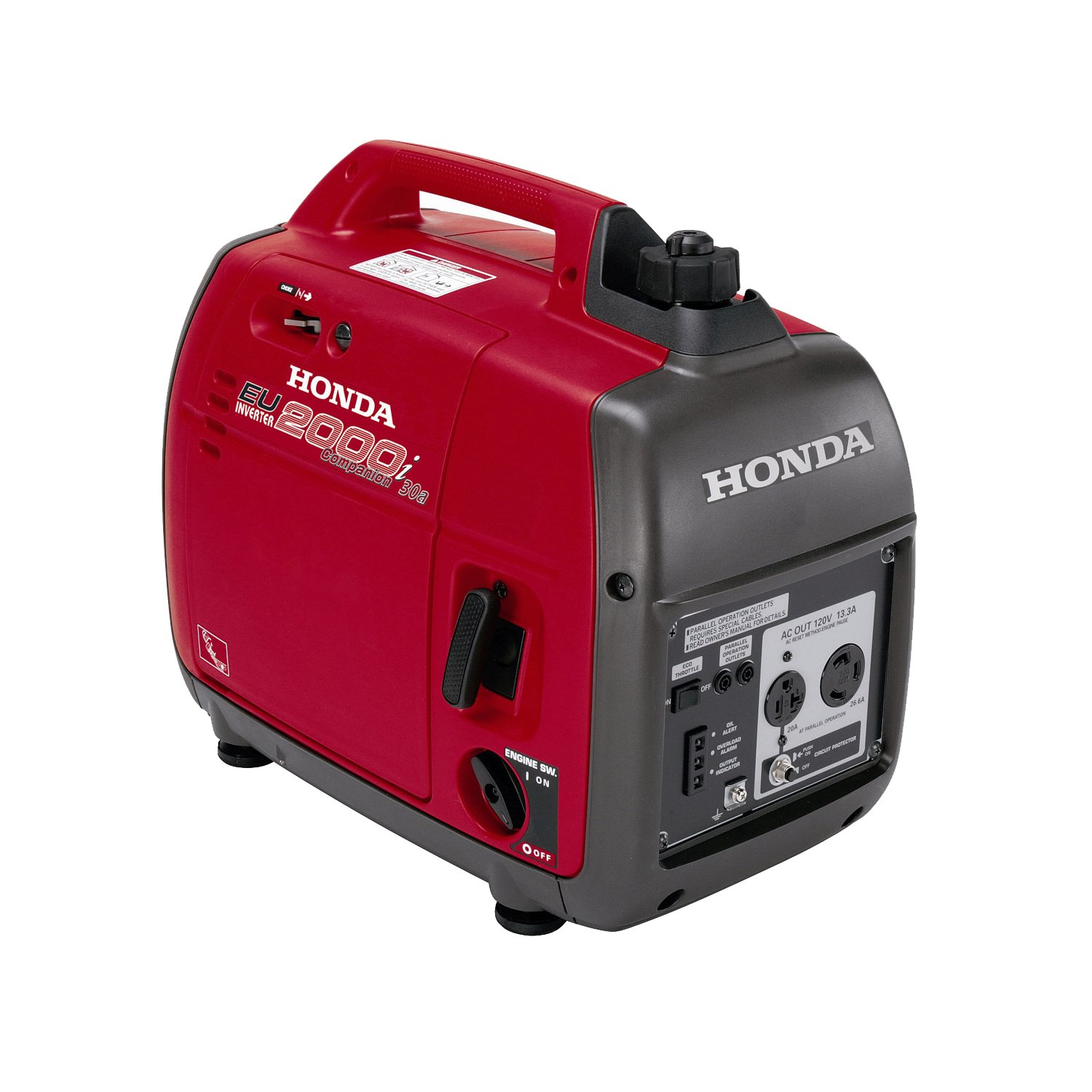 Amazon Honda EU2000IC panion 2000 Watt Portable Generator