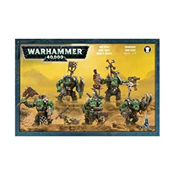 Buy Ork Nobz Plastic Warhammer 40k New Online at Low Prices