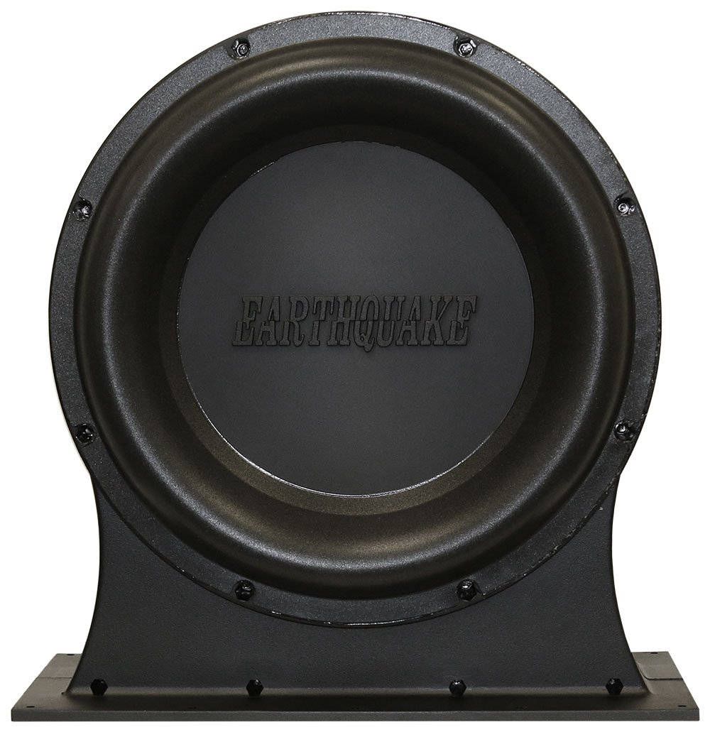 Earthquake Sound Pump 12 12インチ Horn-Loaded, Dual Passive ラジエーターモジュール   B06WWDYV7T