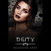 Deity: A Dark Enemies to Lovers Reverse Harem Romance (Boys Of Winter Book 4)