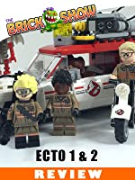 LEGO Ghostbusters Ecto 1 & 2 Review (75828)