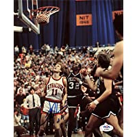 $55 » Leo Rautins Signed 8x10 photo PSA/DNA Syracuse Autographed - Autographed NBA Photos