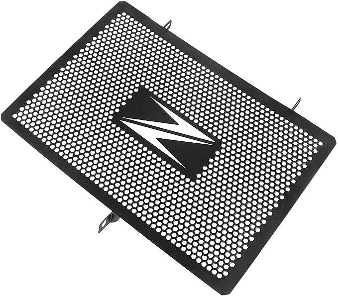 Cxepi Motorrad Kühlergrill Schutz Kühler Seitenschutzgitter Abdeckungs Schutz Für Kawasaki Z750 Z800 Z1000 2010 2020 Auto