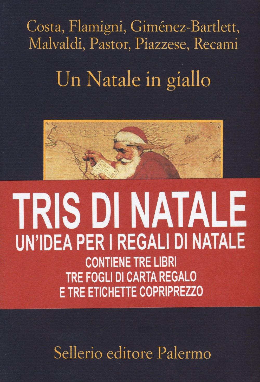 Natale Idea.Tris Di Natale Un Idea Per I Regali Di Natale Un Natale In