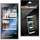 (6-Pack) EZGuardZ Screen Protector for Blackberry Leap (Ultra Clear)