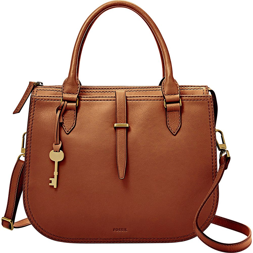Fossil Ryder Satchel, Brown by Fossil