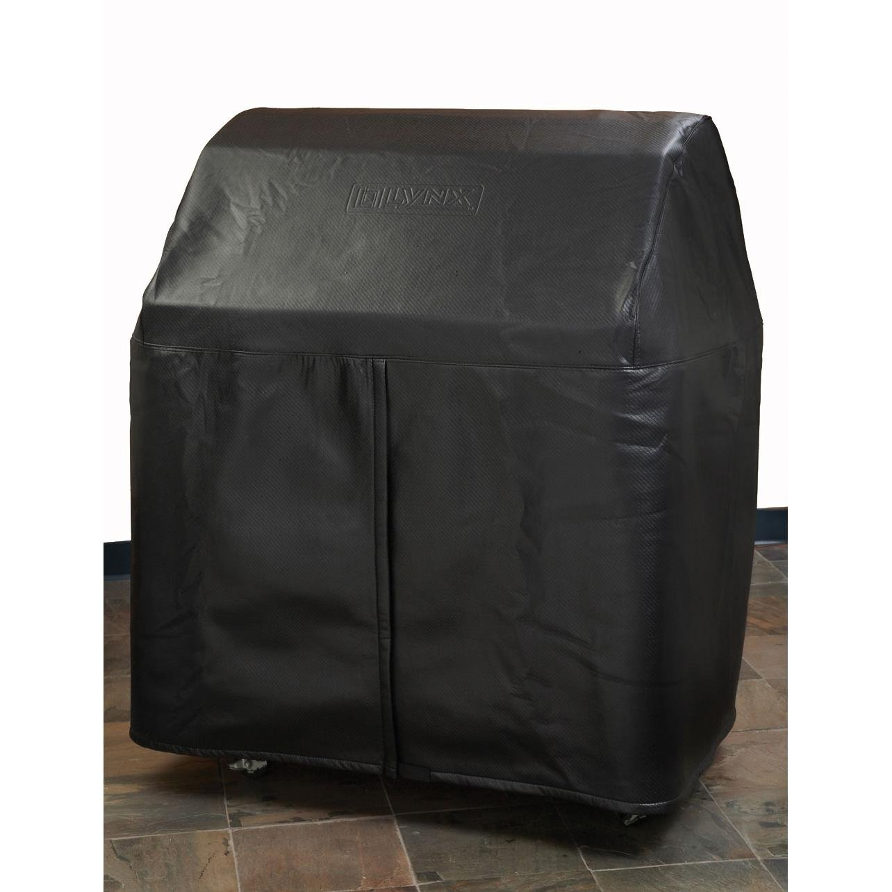 Lynx CC42F Custom Grill Cover for 42-Inch Gas Grill-On Cart