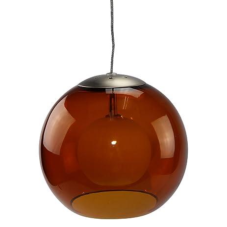 alfa lighting juno led pendant g32 amber glass luna halogen line low