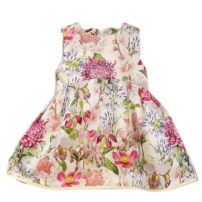 big sale 1d892 ec4ce Byblos Abito cerimonia Neonata rif 828: Amazon.it: Abbigliamento