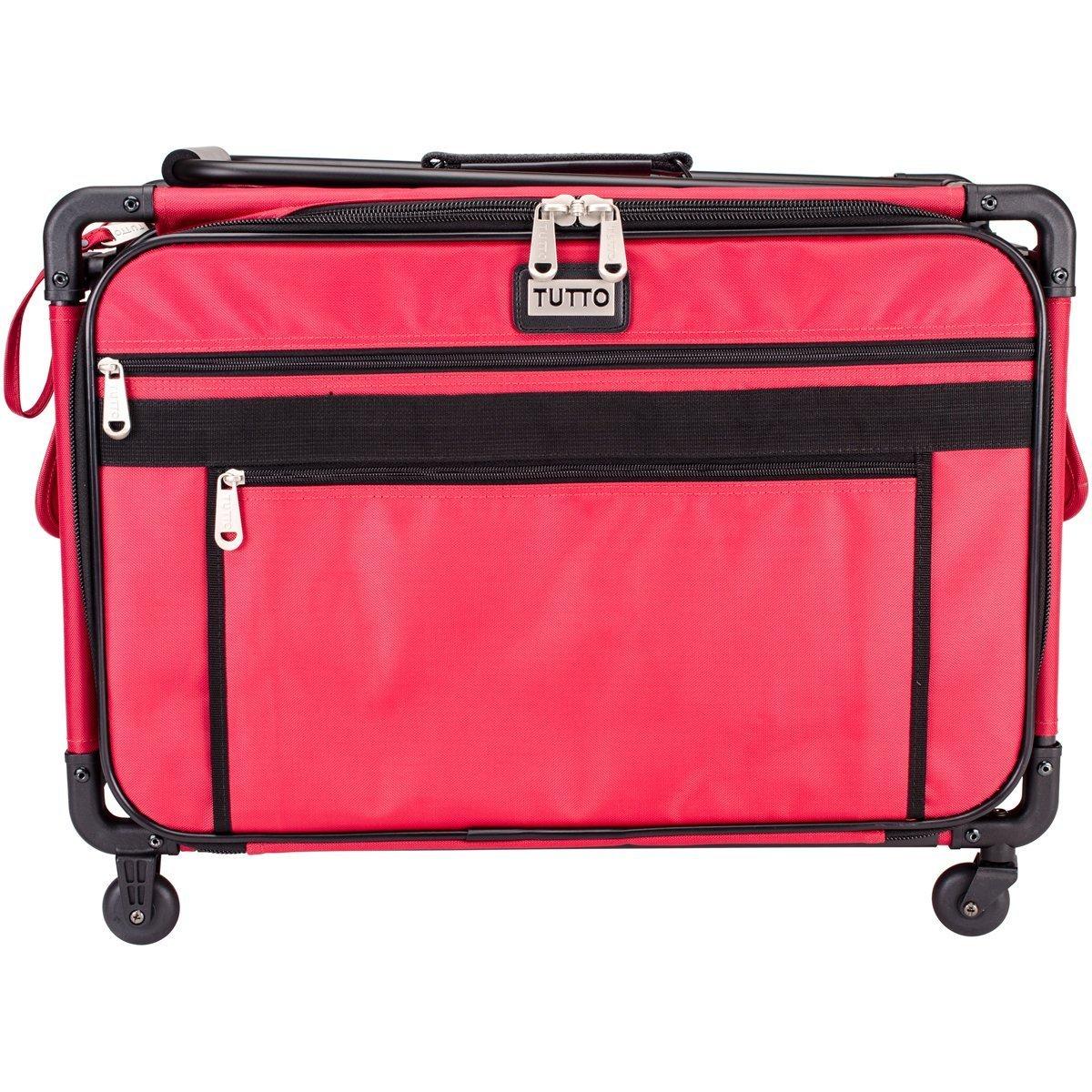 Tutto 9224CMA Tutto Machine on Wheels-XL Red 23''L x 15''H x 14''D by Tutto