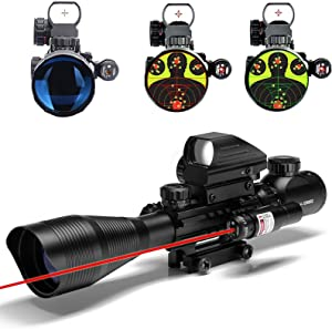 6 Best Rifle Scope Under 150 Reviews (Updated 2021) 4