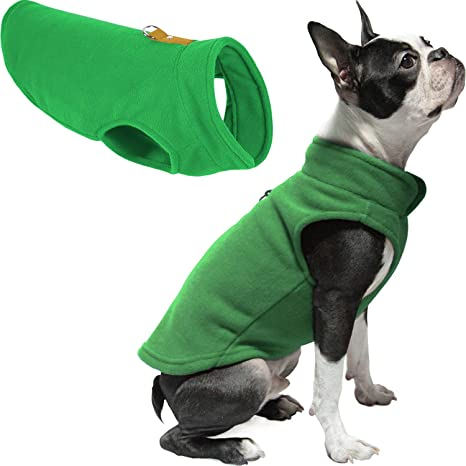BESUFY Fashion Pet Dog Winter Warm Solid Color Patchwork Hoodie Puppy Coat Clothes,Dog Onesie,Breathable Cute Soft Warm Christmas Puppy Clothes for Small Medium Dogs Boy Girl Dark Brown 2XL