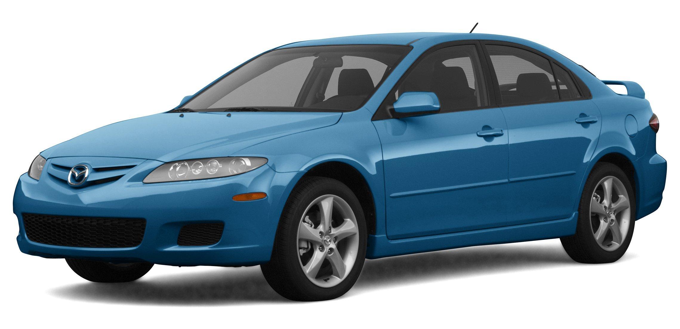 2007 mazda 6 i sport ve 5 door hatchback automatic transmission