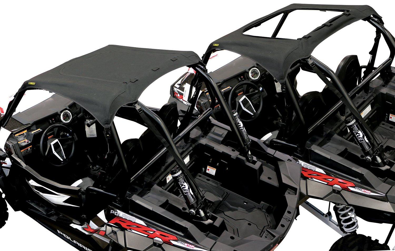 Nelson-Rigg RG-100-RZR2 Black Medium Convertible Soft Top Nelson Rigg