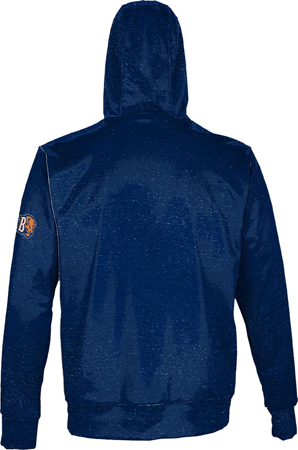 School Spirit Sweatshirt Heathered ProSphere Bucknell University Mens Pullover Hoodie