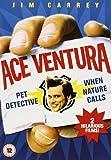 Ace Ventura: Pet Detective/Ace Ventura: When Nature Calls [DVD] [2007]