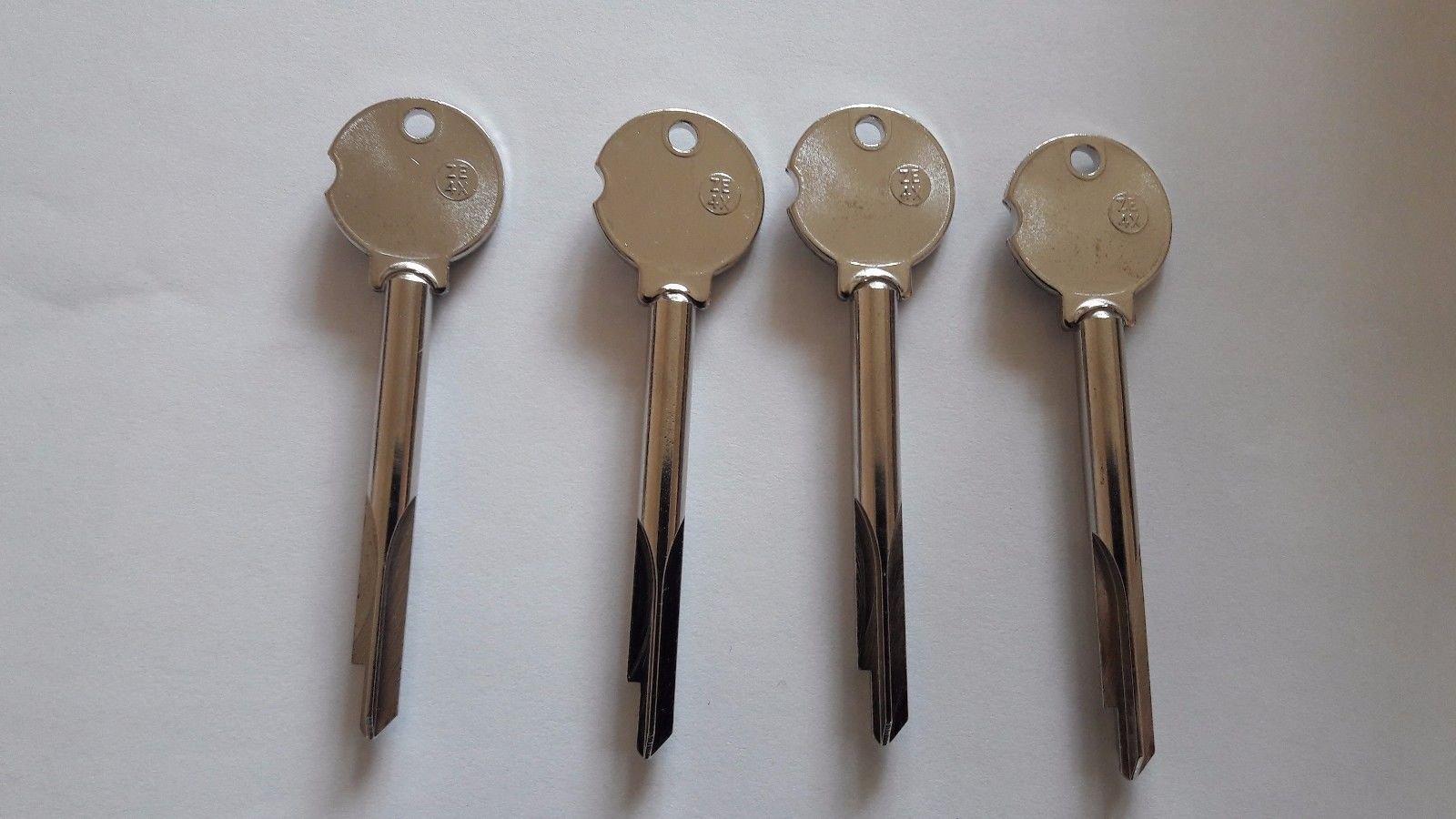 4X ZE-4X JMA/ZEISS IKON Key Blanks