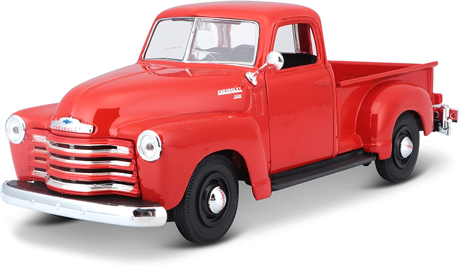 Maisto 1:25 Scale 1950 Chevrolet 3100 Pickup Diecast Truck Vehicle (Colors May Vary)