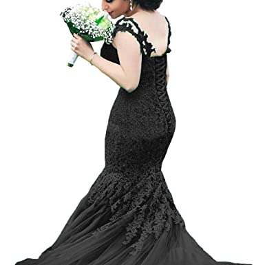 Yuxin Graceful Sweetheart Green Lace Prom Dresses Mermaid Long Appliques Evening Dress Formal Prom Gown
