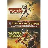 Wonder Woman: Commemorative/Bloodlines (Double Feature/DVD)