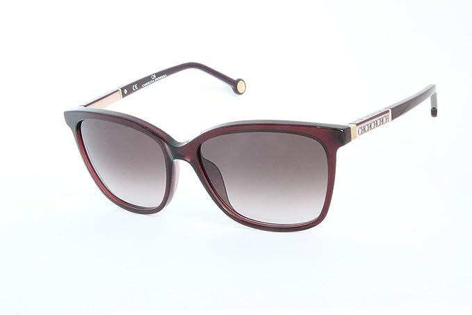 Carolina Herrera SHE7020V01 Gafas de Sol, Marrón, 55 para ...