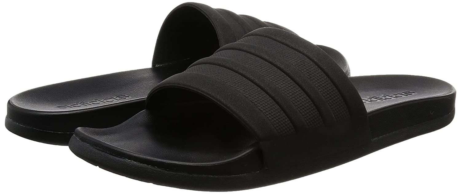the latest d46b6 fb190 adidas Adilette Comfort Scarpe da Scogli Donna, Nero (Cblack) 40.5 EU  Amazon.it Scarpe e borse