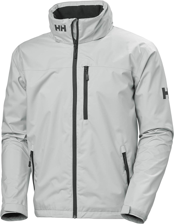 Giacca da Uomo Helly Hansen Crew Hooded Jacket