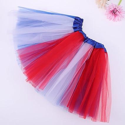 Petitebella Dress Patriotic Stars Blue Cotton Shirt Children Blouse Vest 1-6y