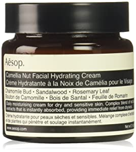 Aesop Camellia Nut Facial Hydrating Cream, 2.01 Ounce