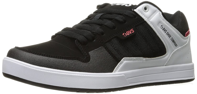 DVS Shoes Men's Portal Skateboarding Shoe, Black White Red Nubuck, D(M) US:  Amazon.co.uk: Shoes & Bags