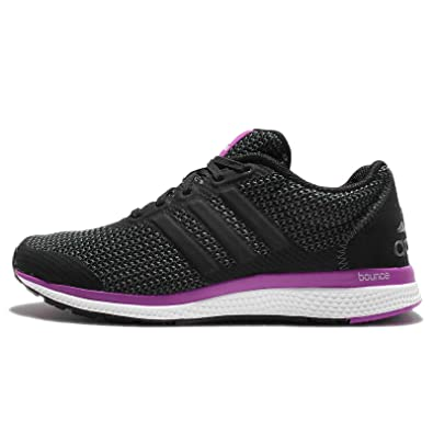 f6450fa0cb60a adidas Lightster Bounce Chaussure Femme Noir Taille  Amazon.fr ...