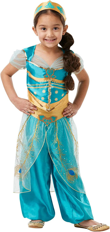 Rubies - Disfraz oficial de Aladino de acción en vivo de Disney, jazmín