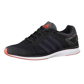 newest 0d6c1 b7d58 adidas Herren Laufschuhe adizero Feather Prime core blackdark greysolar  red 39 1