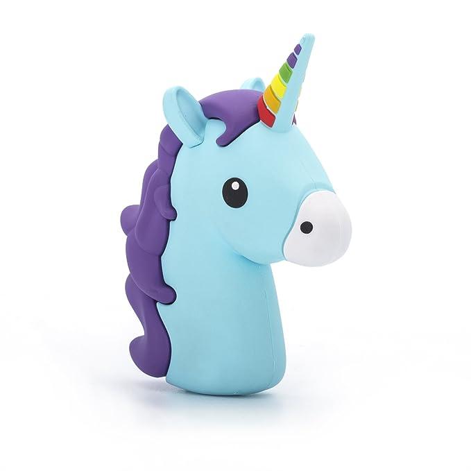 Thumbs Up! SW-UNIPWRBNK - Batería Externa para Smartphone en Forma de Unicornio