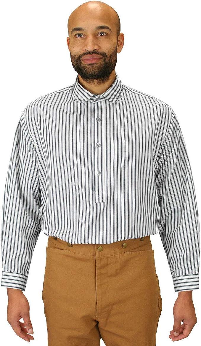 Edwardian Collar Dress Shirt