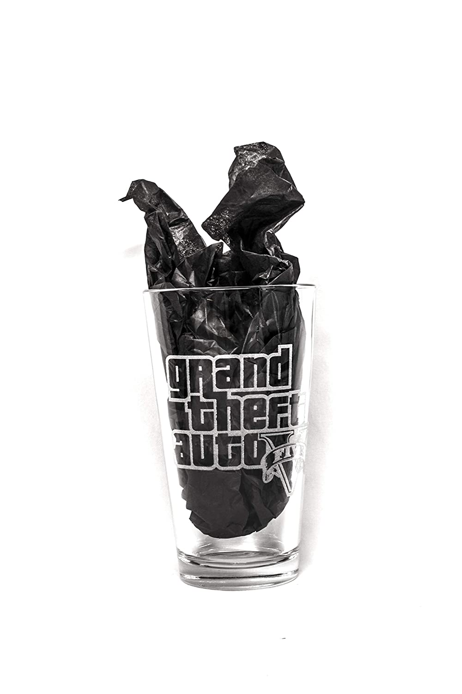 Grand Theft Auto 5 Pint Glass