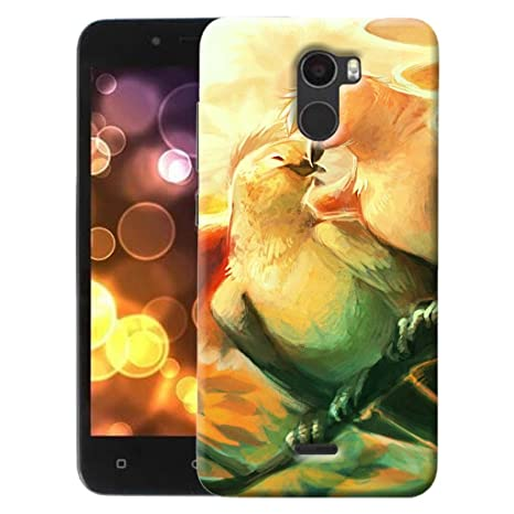more photos 9bf9d 16212 Snazzy Back Cover for Gionee X1: Amazon.in: Electronics